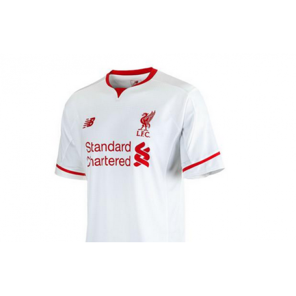 low priced 2bdb2 3efed LIVERPOOL AWAY HALF SLEEVE SHIRT 2015-16