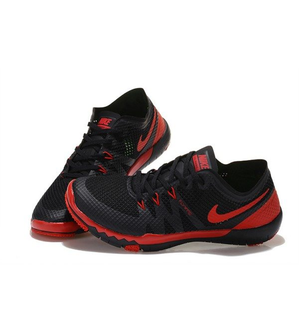 cheap for discount 7ac02 a0634 2015 NIKE FREE TRAINER 3.0 V3 BLACK RED - Sports N Sports