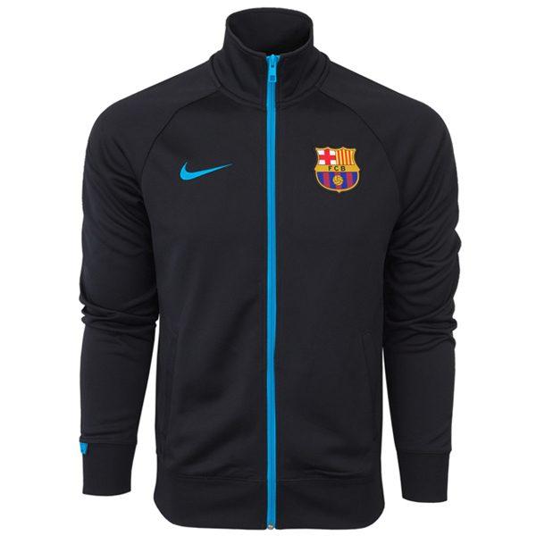 factory authentic ee5c0 c0c4a barcelona 2016 jacket