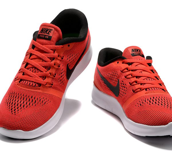 f17794de72d3 FREE RUN 5.0 2 MEN RED AND WHITE SHOES - Sports N Sports