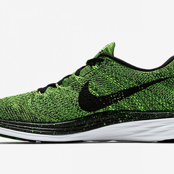 wholesale dealer 080dc 62b37 NIKE FLYKNIT LUNAR 3-GREEN