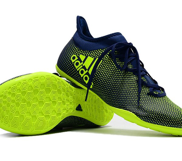 ... Seaweed Dark Blue Volt Solar Yellow. Sale. Mens X Tango 17.3 Indoor  Soccer Shoes 3782be0d4c7e