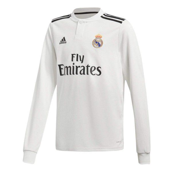 Real Madrid Home Shirt 2018-19