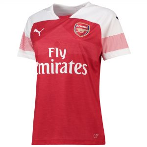 2018-2019 Arsenal Home Half Sleeve Shirt
