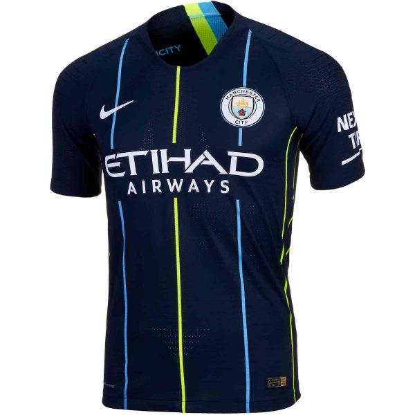 Manchester City 2018-19 Away Jersey
