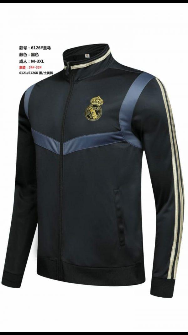2019-20 FC Real Madrid Jacket,