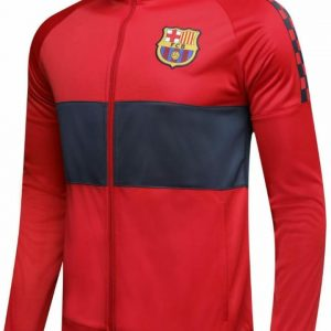 FC BARCELONA 2019/20 BLACK TRAINING JACKET