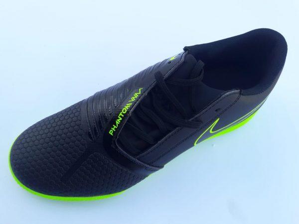Chuteira Phantom Venom Pro IC black/soler green
