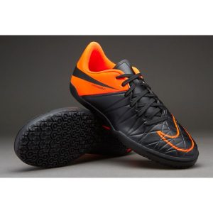 new styles 8e242 a4372 ... low price nike hypervenom phelon ii ic black total orange d51fe 3d793